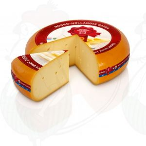 North Holland Gouda Matured | Entire cheese 12 kilo / 26.4 lbs