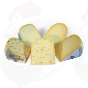 Stor Økologisk Ost | Premium kvalitetepakke - ko