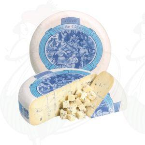 Blue de Graven – Hollandsk Blåskimmelost – Vegetarisk Ost | Premium kvalitet