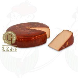 Farmer and pride sheep Honey
