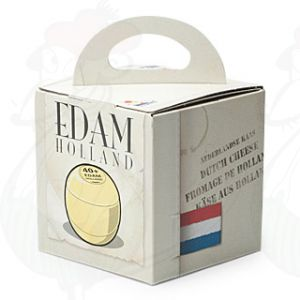 Edam Cheese Gift Box