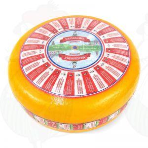 Maasdammer Ost – ost med huller | En hel ost 12,5 kilo