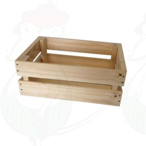 Mini trækasse - 29x19x11,5cm