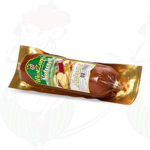 Røget Gouda Ost | Premium kvalitet i Pølseform | 200 gram