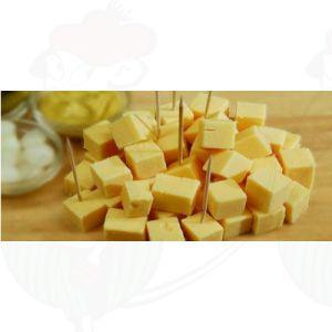 Cheese Cubes | 1 kilo - 2.2 lbs