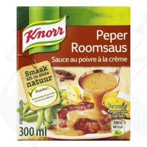 Knorr Roomsaus Peper 300ml