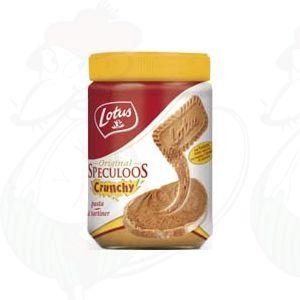 Lotus Speculoos Pasta Crunchy 380 gram