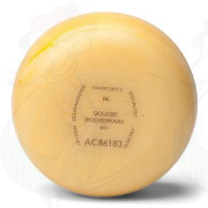 Gouda Natural Farmers Cheese Lunch | 900 grammes / 2 lbs