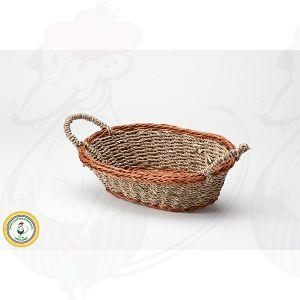 Ostekurv Brun 26x18x8