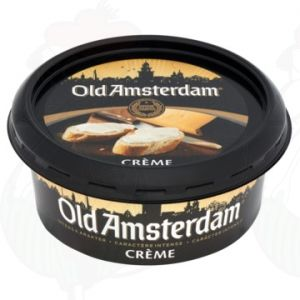 Cheese Spread Old Amsterdam cream cheese 48+ | 125 gr