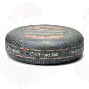 Gammel Amsterdam Ost | En hel ost 11 kilo