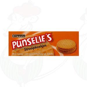 Punselie's Stroopkoekjes med Gouda - 200 gram