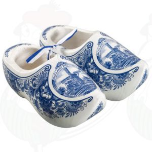 Souvenir Clogs Delft Blue