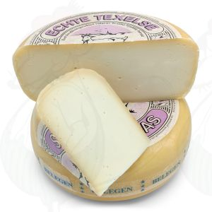 Texel Goats Cheese Matured