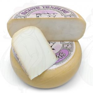 Texel Goats Cheese Young Matured