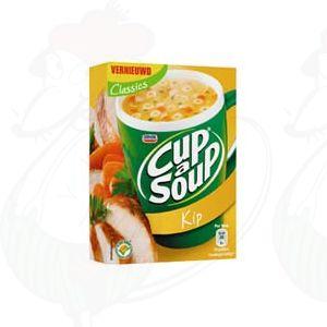 Unox Cup a Soup kip 3 x 18 gram