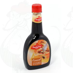 Van Gilse schenkstroop karamel 500 gram