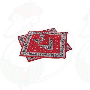 Boerenzakdoek - 51x51 cm