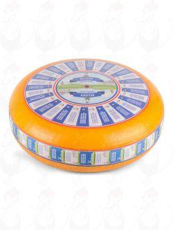 Lagret Gouda Ost | Premium kvalitet | En hel ost 12 kilo